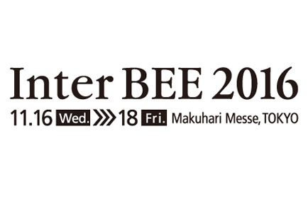 Come Visit AJA at InterBEE 2016 / Booth #7305