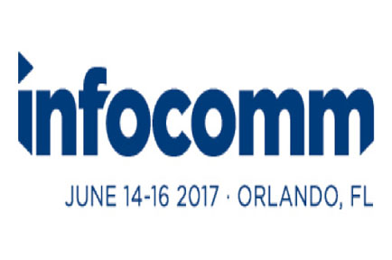 Come Visit AJA at InfoComm 2017 / Booth #913