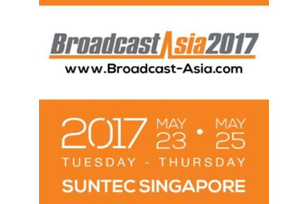 Come visit the VSYS booth#: 6F2-01 at Broadcast Asia 2017!