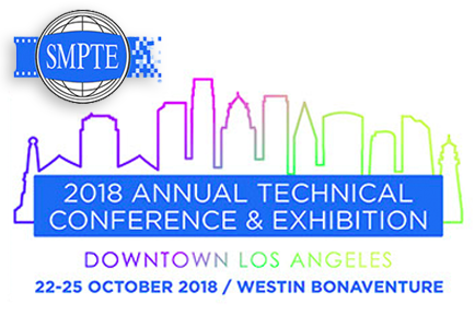 Be sure to visit AJA at SMPTE 2018 Annual Technical Conf. & Exhibition Booth #223 ~ Westin Bonaventure, Los Angeles, CA