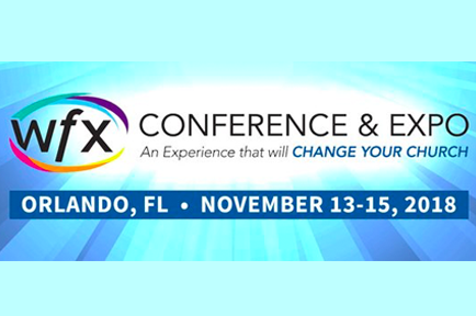 Come visit AJA's Booth #824 at WFX Conference & Expo ~ Orange County Convention Center, West Building – West Concourse