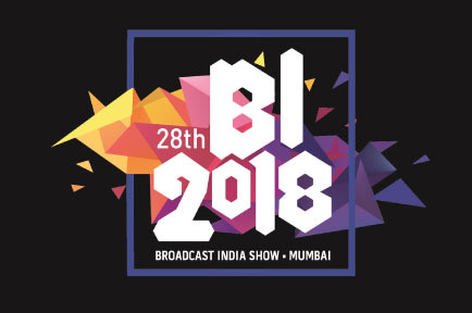 Come Visit AJA at Broadcast India 2018