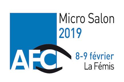AJA Exhibits at the AFC Micro Salon 2019 in Paris, France