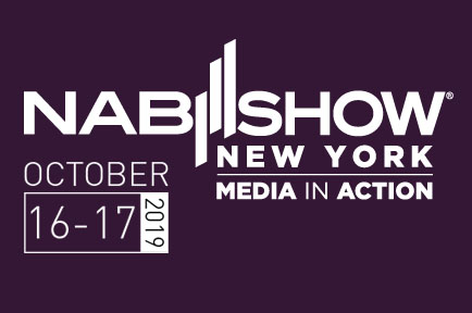 Register now for NAB New York Media in Action