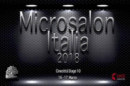 Visit AJA exhibiting with Videocine 2000 at MicroSalonItalia, Italy
