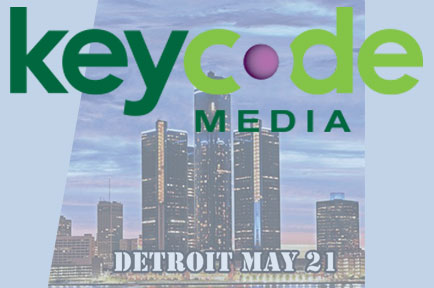 AJA Sponsors the KeyCode Media Post-NAB Media Tech Roadshow 2019 (Detroit, MI)