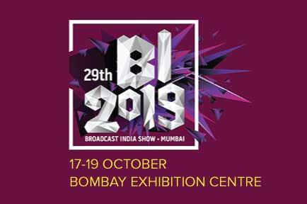 Visit AJA at Broadcast India 2019 Booth #D-421, Mumbai, India