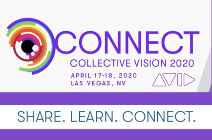 Register today for Avid Collective Vision, Las Vegas, NV