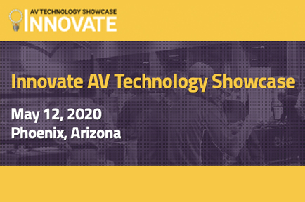 Come visit AJA at Innovate AV Technology Showcase, Phoenix, Arizona