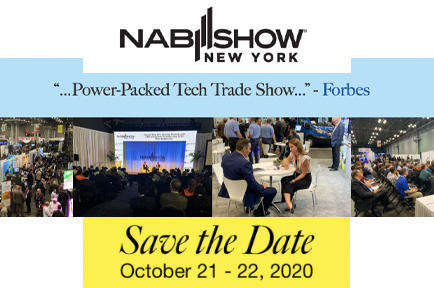 Come Visit AJA at the NAB Show New York, Booth #N61