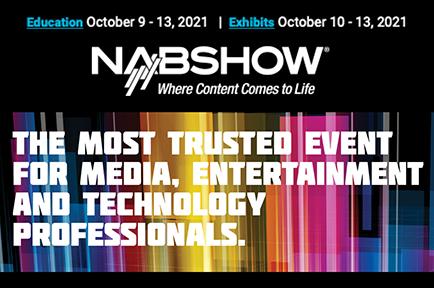 Come Visit AJA at NAB Show, Las Vegas, NV