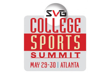 AJA Exhibits at the SVG College Sports Summit