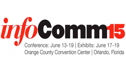 Come Visit AJA at InfoComm 2015 - Booth #1671