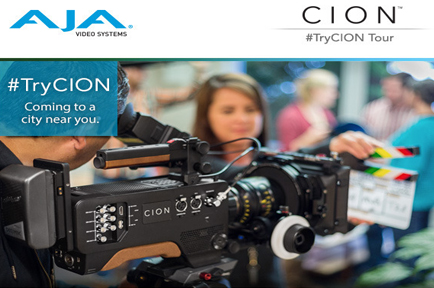 #TryCION Tour - Dallas at InMotion Imagery, Two Sessions starting at 10:00am and 1:00pm