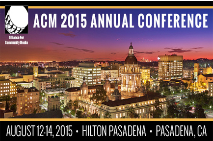 AJA Attends the Alliance for Community Media's 2015 Annual Conference & Exhibition