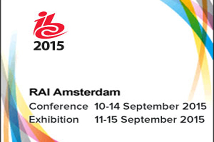 Come Visit AJA at IBC 2015 / Stand #7.F11