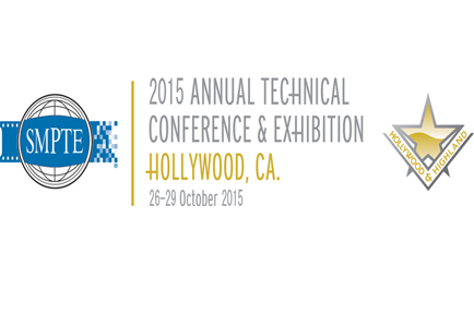 AJA Exhibits at SMPTE 2015 - Booth #317