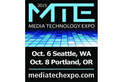 AJA Attends ABS' Annual Media Technology Expo 2015 - Seattle, WA