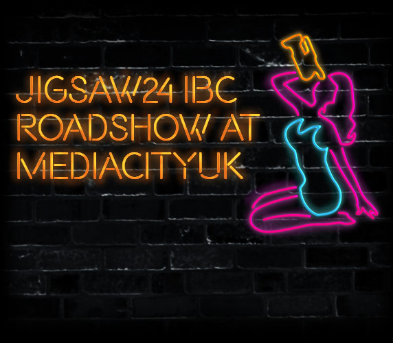 AJA Exhibits and Presents at the Jigsaw24 Post-IBC Road Show - Manchester