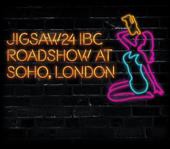 AJA Exhibits and Presents at the Jigsaw24 Post-IBC Road Show - London