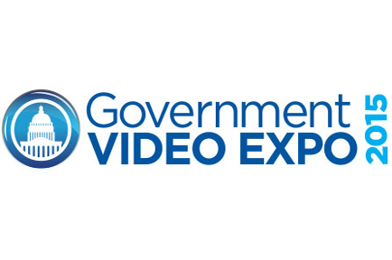 AJA Exhibits at the Government Video Expo 2015