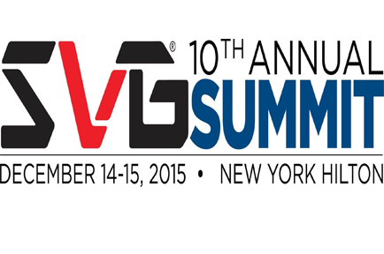 AJA Sponsors the 10th Annual SVG Summit