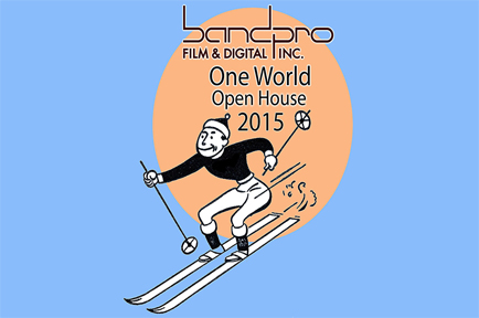 AJA Attends the Band Pro One World Open House