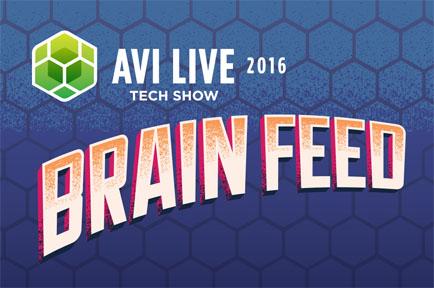 AJA Attends the 2016 AVI LIVE TECH SHOW | DETROIT