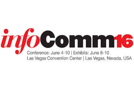 Come Visit AJA at InfoComm 2016, booth #C8344!