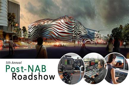 AJA Sponsors the KeyCode Media Post-NAB Media Tech Roadshow 2016 (Los Angeles)