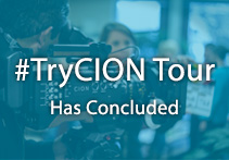 The #TryCION tour has concluded. Thank you to all attendees and partners who supported us on this tour.