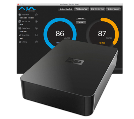 AJA System Test: Drive Performance Stats You Can TrustAccurately