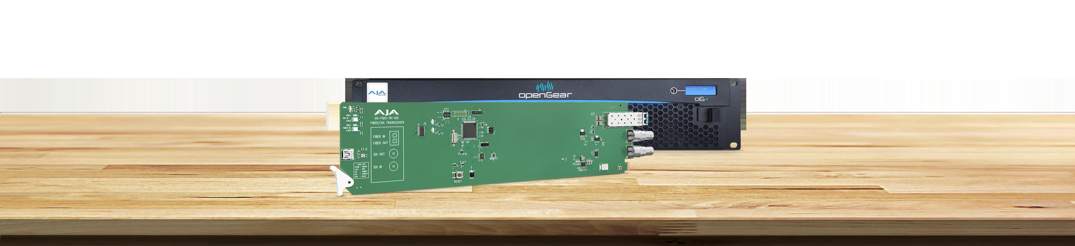 openGear LC Single-Mode 12G