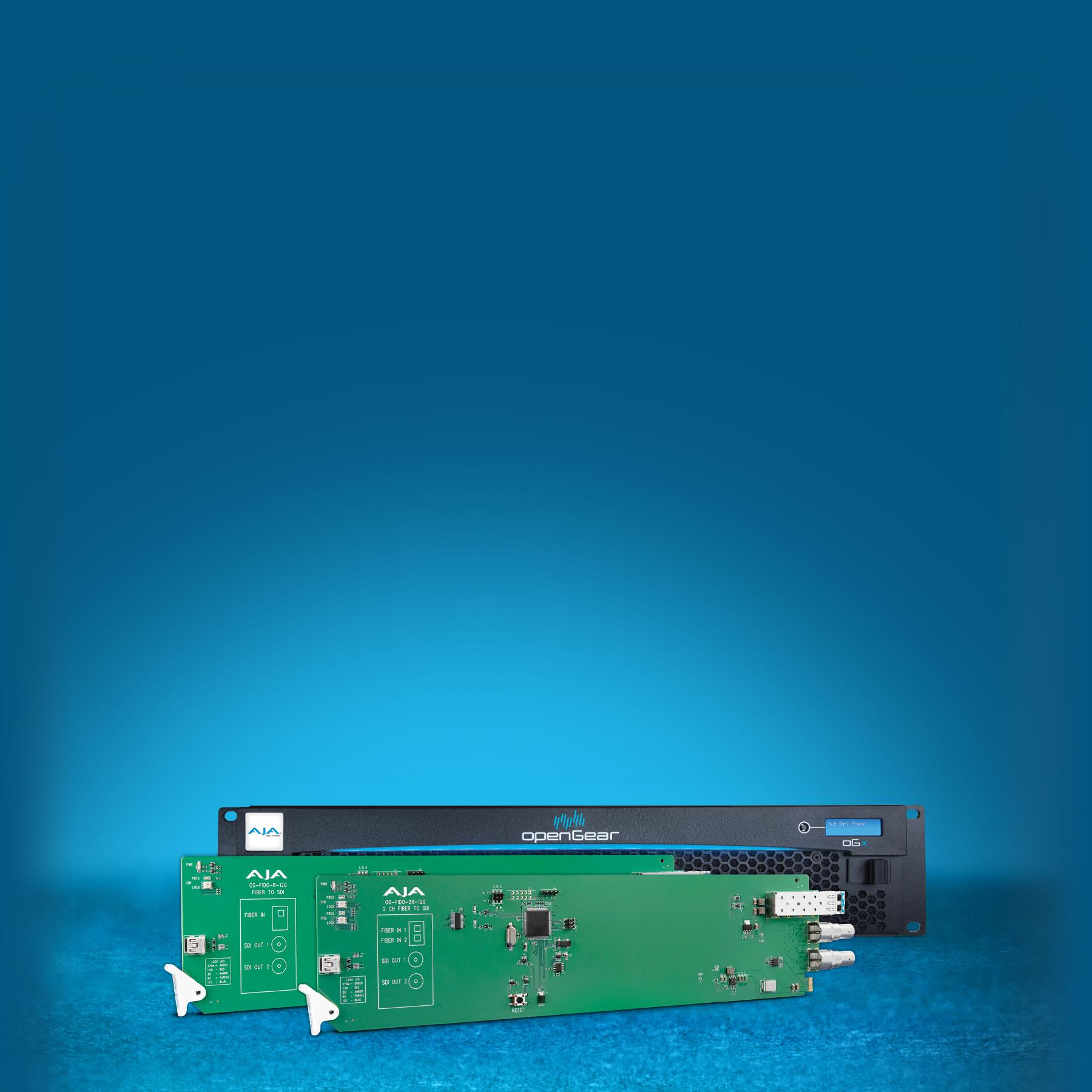 New OG-FiDO-12G Receivers