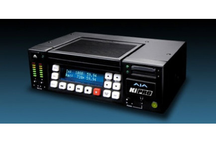 AJA Announces Ki Pro Support for Avid Systems via Avid Media Access Architecture