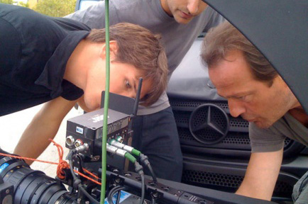 Capturing Moving Cars with AJA Ki Pro and the ARRI Alexa