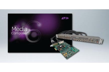 AJA Supports Avid Media Composer 6 with KONA, Io XT, and Io Express Video I/O Products