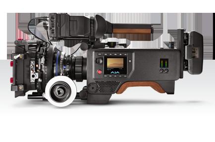 AJA Debuts CION: 4K/UltraHD/2K/HD Professional Camera