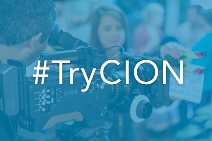 AJA Launches #TryCION Camera Promotion at NAB 2015