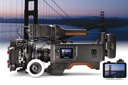 AJA Video Systems and Convergent Design Announce  Support for AJA Raw on Odyssey7Q+ Recorder