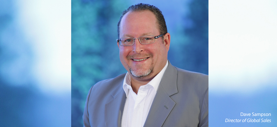 AJA Promotes Dave Sampson to Director of Global Sales