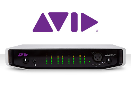 AJA Partners with Avid to Develop Avid Artist | DNxIV Hardware Interface