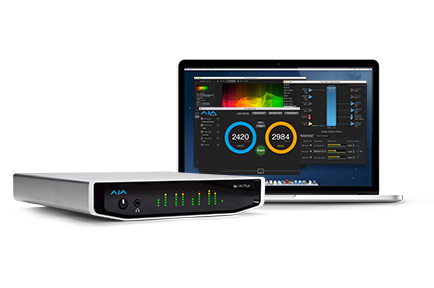AJA Releases Io 4K Plus with Thunderbolt 3 and Desktop Software v14