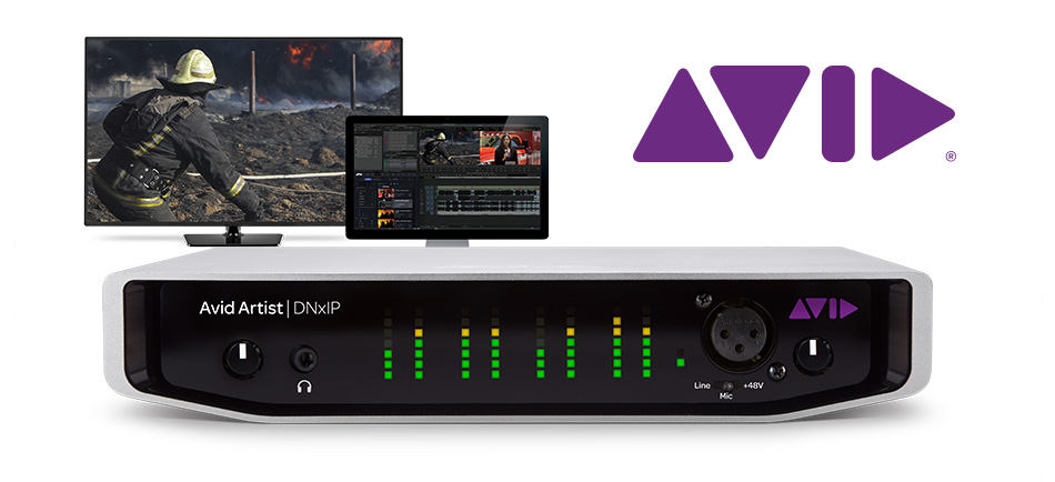 AJA and Avid Team Up On Avid Artist | DNxIP Hardware Interface