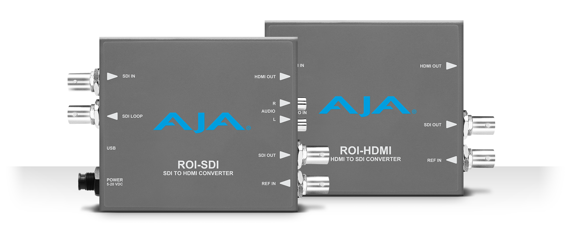 ROI - Region of Interest Converters - Scaling Converters - Products