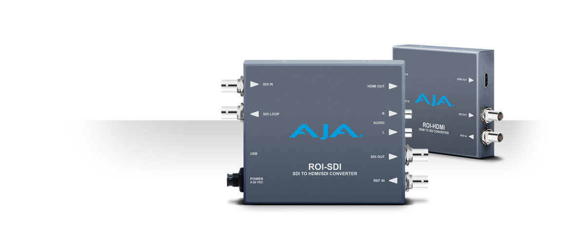 ROI - Region of Interest Converters - Mini-Converters - Products ...