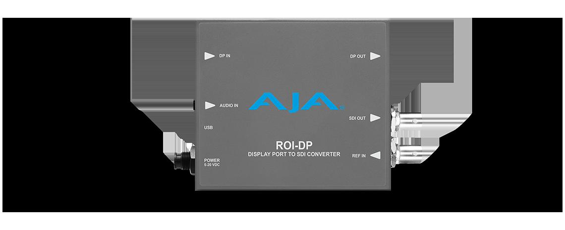 Roi Dp Displayport To Sdi With Roi Scaling Mini Converters