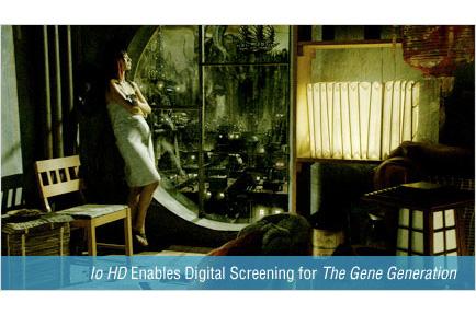 AJA Io HD Enables Digital Screening for 'The Gene Generation