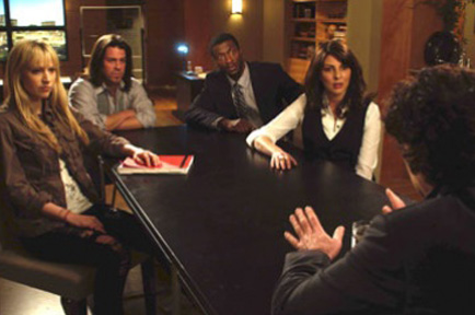 "AJA Powers Digital Workflow for TNT's ""Leverage"""