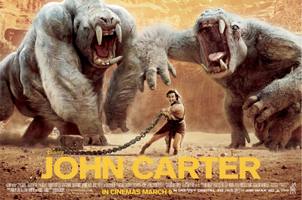 AJA KONA Supporting Editorial Workflow and Reviews on John Carter